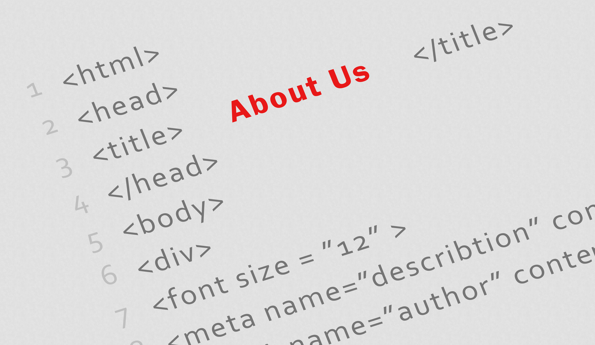 Why Write WordPress Title Tags in HTML