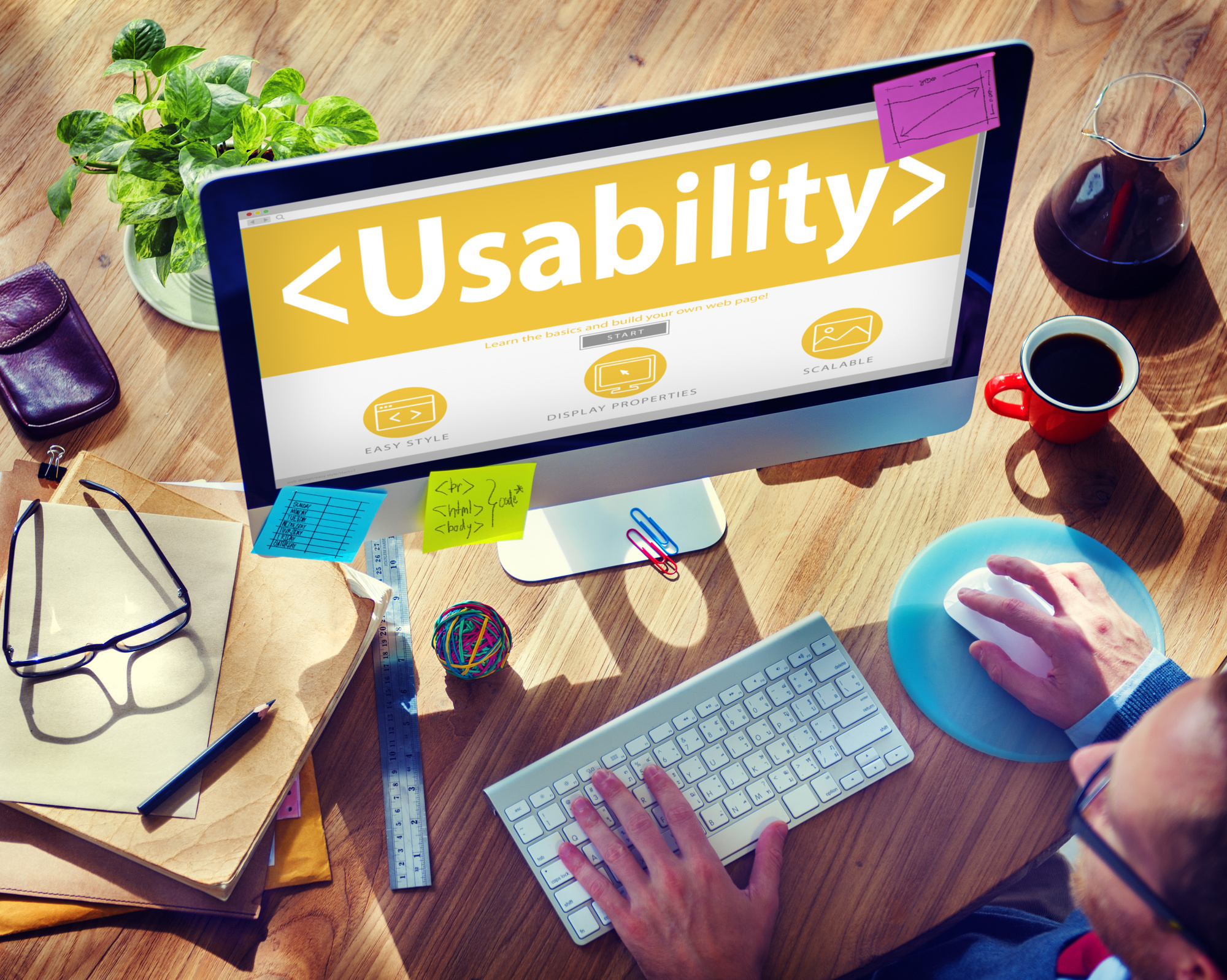 Can You Use Your Website? 6 Common Website Usability Mistakes